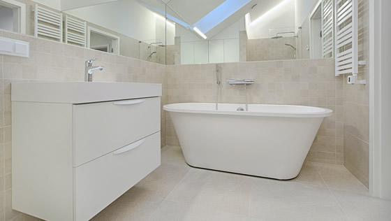 Bathroom Remodeling installed by Mableton Home Improvement