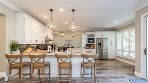 Kitchen Remodeling installed by Mableton Home Improvement